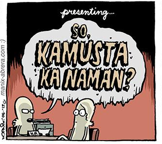 Read the Balitambayan komiks